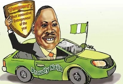 Utazi, Ifeanyi Ubah clash over Innoson Vehicles during Senate plenary