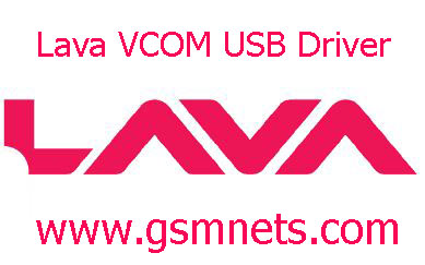 Latest Lava VCOM USB Driver Download