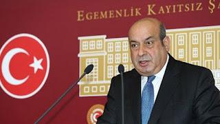 برلماني تركي: أردوغان يستغل الحركة القومية لتنفيذ مخططاته القذرة