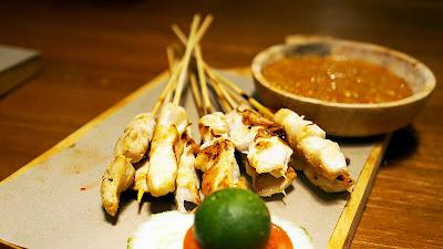 Taichan ala Gracia Food Garden