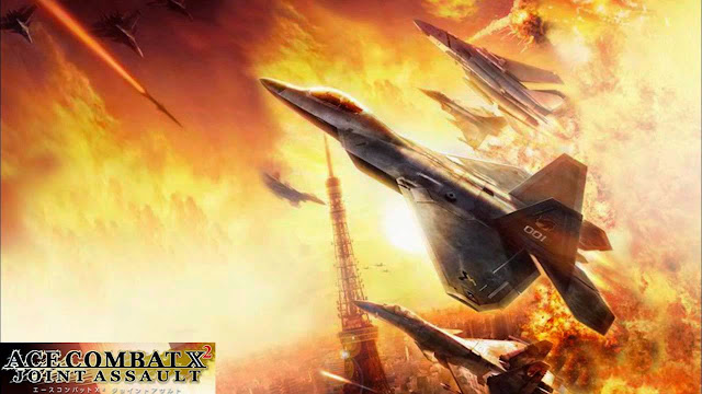 ace combat joint assault psp iso download