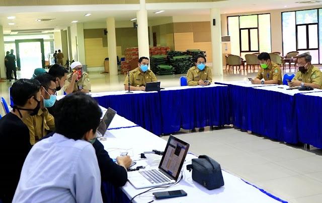Kota Tangerang Distribusikan Bantuan Logistik Covid-19 Ke 64 Ribu KK