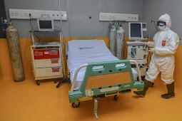 Ratusan Pasien Covid-19 di Karawang Jalani Perawatan Medis di Enam Hotel