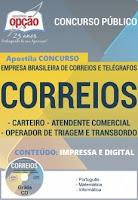 apostila correios pdf 2016 graris impressa digital.