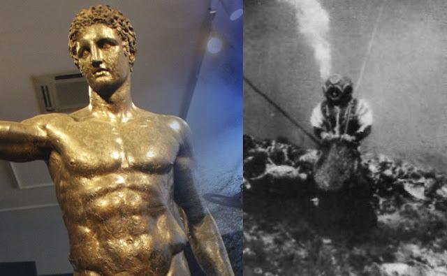 Ο Τολμηρός Καπετάνιος Από Τη Σύμη Που Ανακάλυψε Το Περίφημο «Ναυάγιο Των Αντικυθήρων», Πέθανε Παράλυτος Και Χρεοκοπημένος.