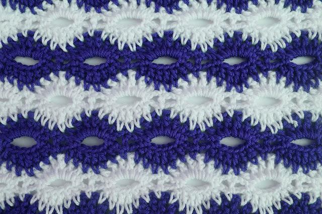 6 -Crochet Imagenes Puntada sol a crochet y ganchillo por Majovel Crochet