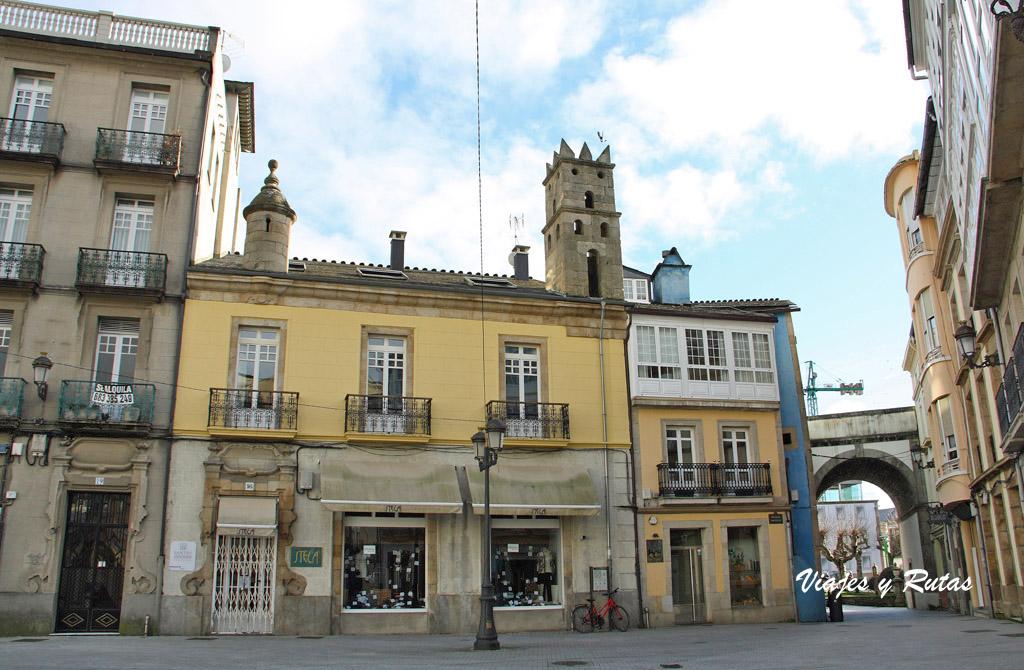 Campo Castelo, Lugo