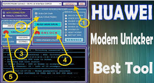 Huawei Modem Unlocker V5.8.1b BOJS Latest Version Free Download