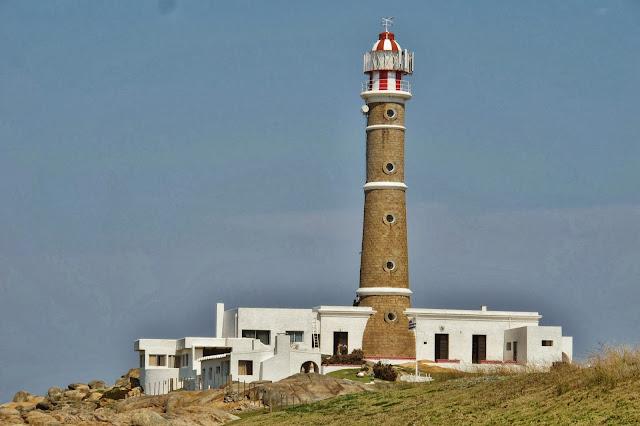 Farol de Cabo Polônio, no Uruguai.