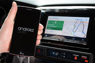 Android Auto Download for Holden