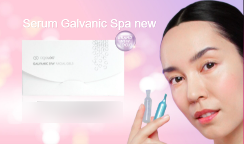 Serum Galvanic Spa Nu Skin Kemasan Baru