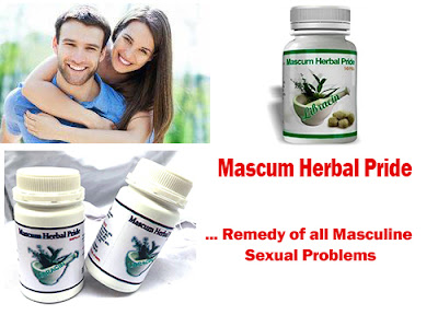 mascum herbal pride - herbal sexual remedy