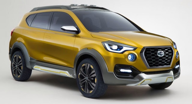 Datsun Go Cross 2018