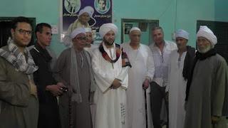 الجمعة إحتفال ال وافي بليلة القدر وذكري وفاة الشيخ عبدالمنعم وافي