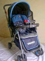 Kereta Bayi Does DS238 Onako Reversible Handle