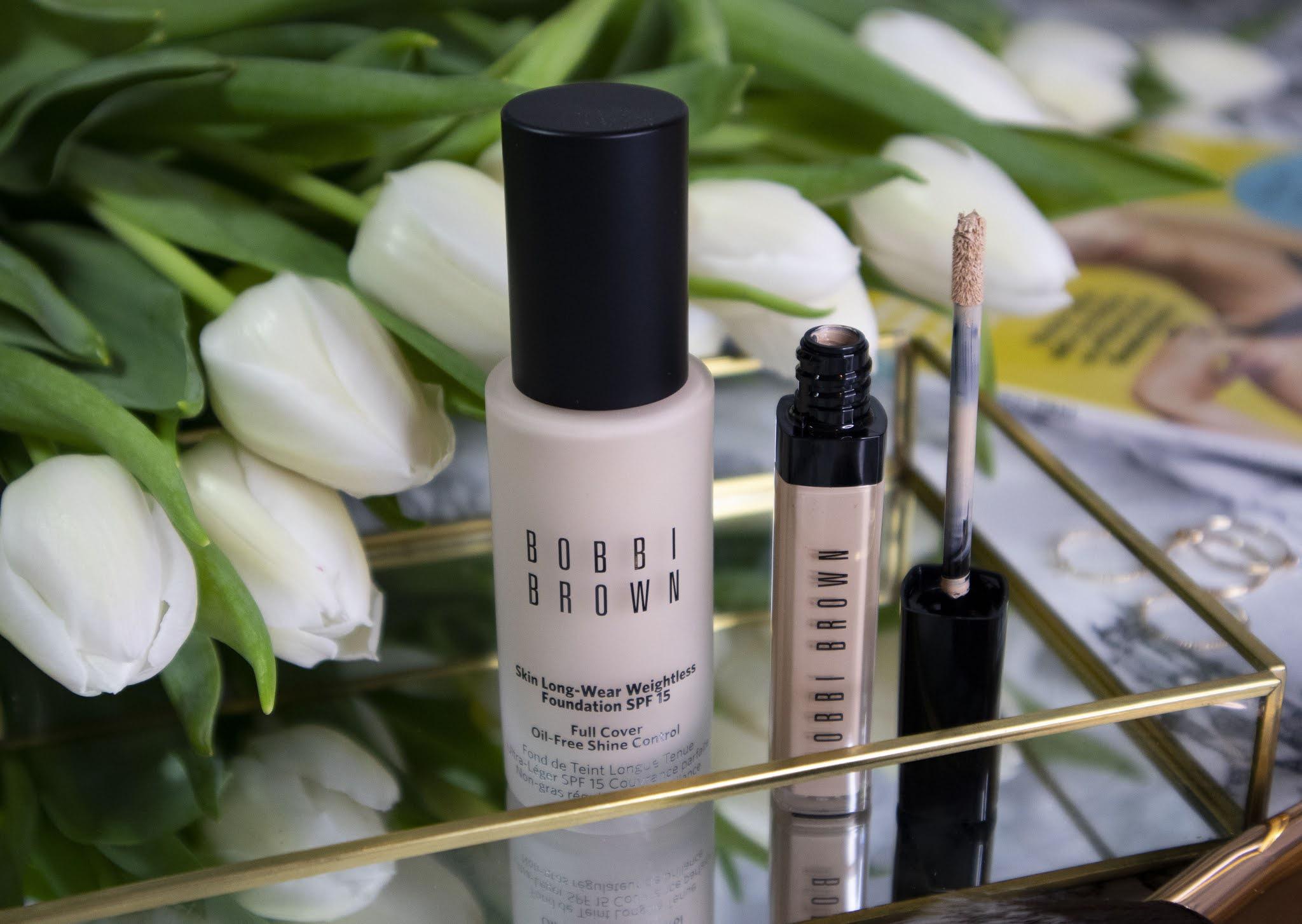 Bobbi Brown Skin Longwear Weightless Foundation perfektiniert den Teint
