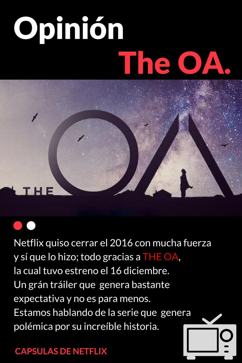 the oa serie netflix