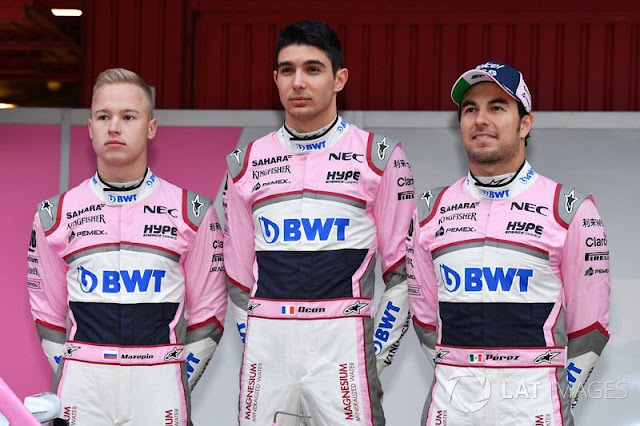 Will Checo Perez stay