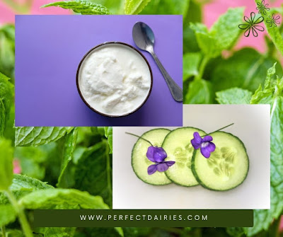 Acne Scars and Mint Leaves