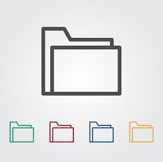 Tutorial Folder Jadi Warna Warni di Laptop