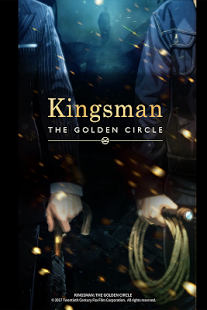 Kingsman: The Golden Circle Game Apk