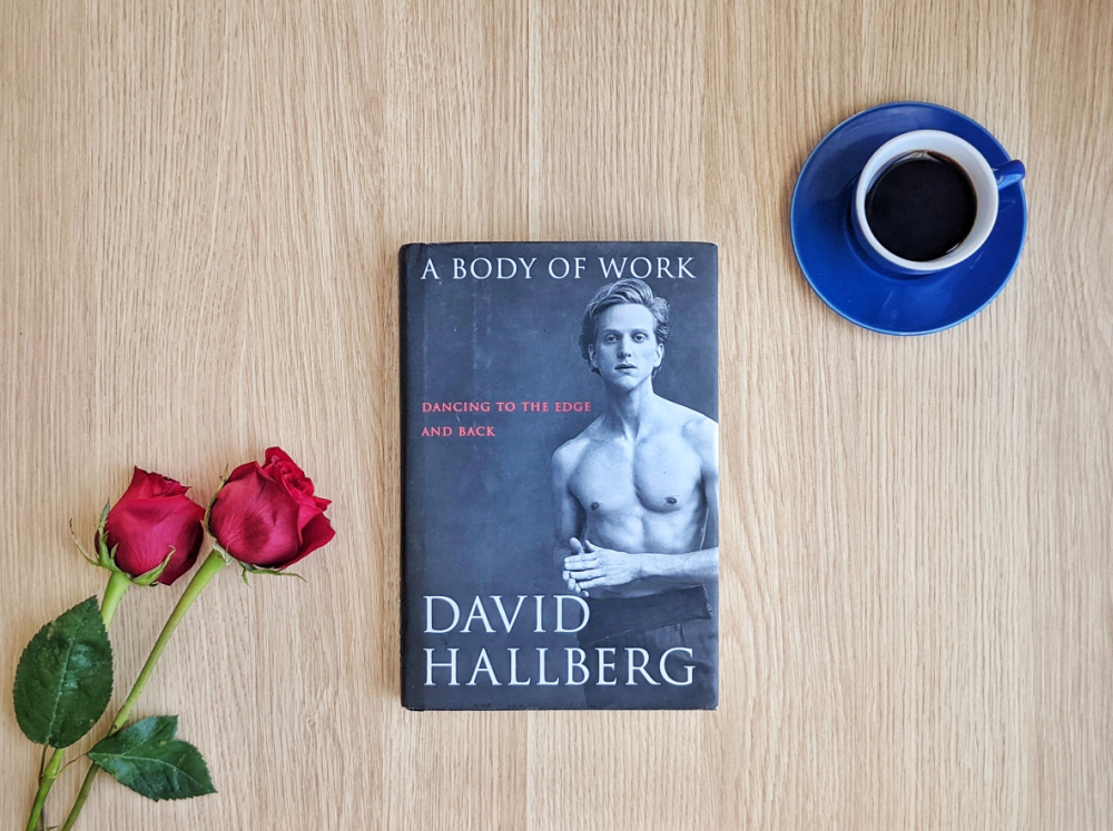 A Body of Work by David Hallberg is our March 2021 book