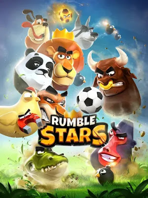 Screenshot Rumble Stars Football - Apcoid