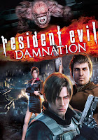 Resident Evil: Damnation 2012 Dual Audio Hindi 720p BluRay