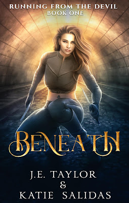 Beneath by JE Taylor and Katie Salidas