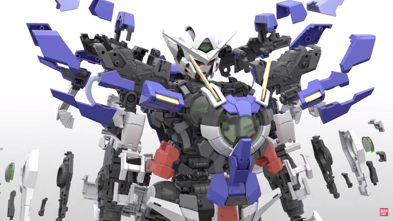 Perfect Grade 1/60 Gundam Exia PV #2 Streamed - Gundam ...