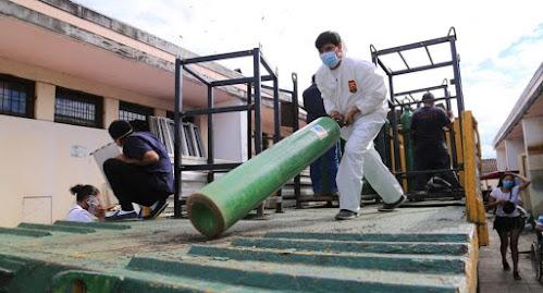 Poder Judicial ratifica multa de S/ 24 millones a cártel del oxígeno medicinal