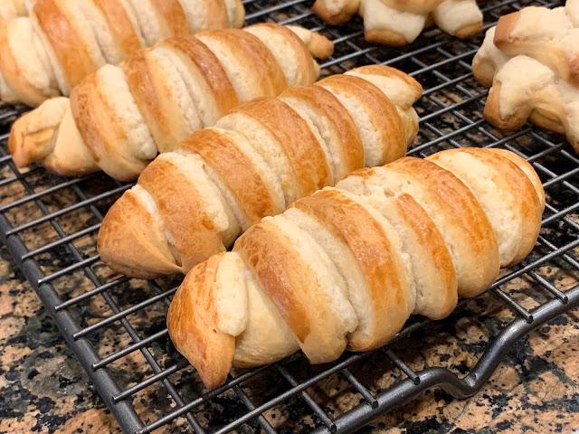 Guatemalan Sweet Bread, Gusanitos, Pan Dulce