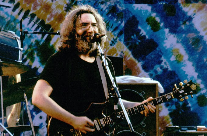 Jerry Garcia's Guitar, Wall of Sound Equipment & More Grateful Dead Items Going Up for Auction