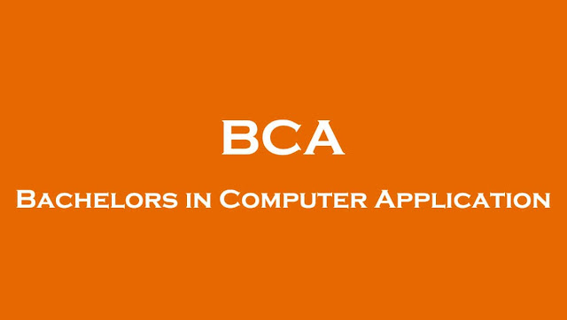 Full Form Of BCA: Know All Infomation about BCA Course
