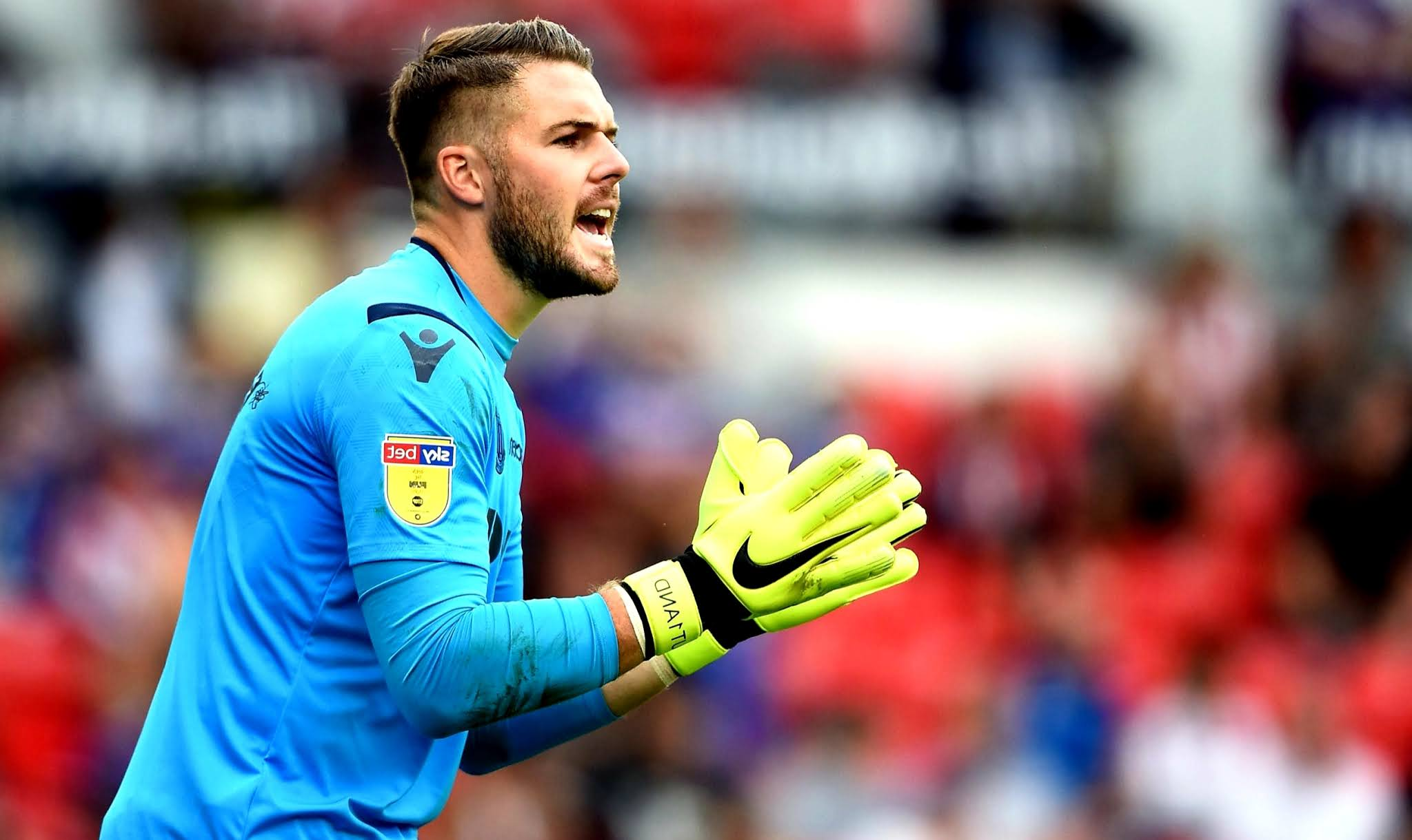 Jack Butland eager for Championship exit before Friday's transfer deadline