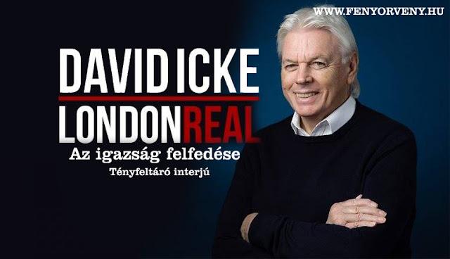 David Icke: A valóság felfedése (Feltáró interjú - London Real Tv)