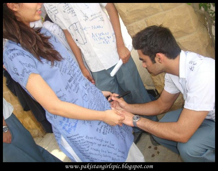 Pakistani Girls Pictures Gallery Pakistani School Uniform -7344
