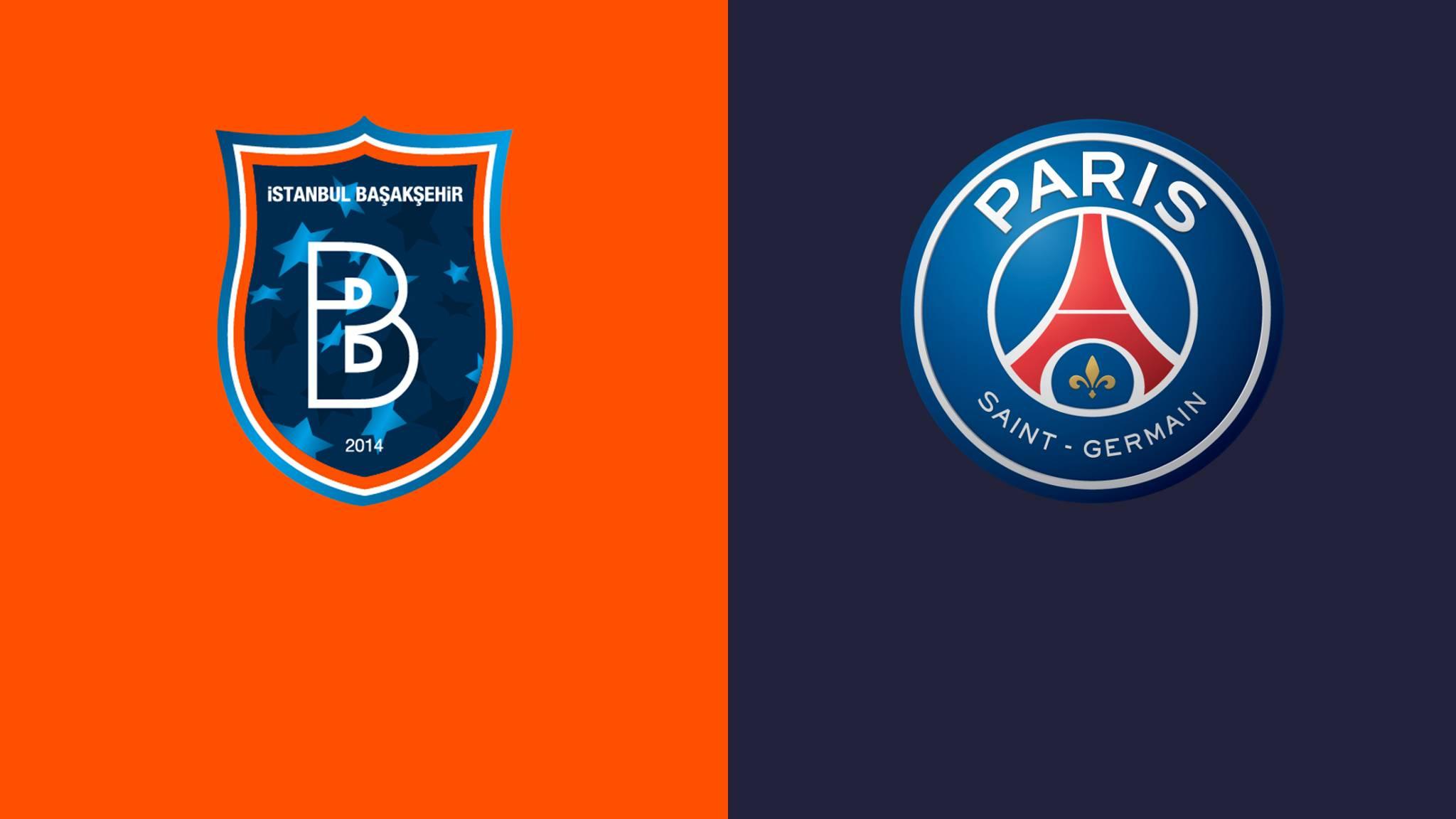 موعد مباراة باريس سان جيرمان القادمة ضد اسطنبول باشاك شهير والقنوات الناقلة في دوري أبطال أوروبا