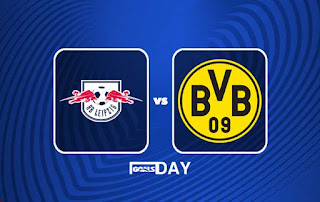 RB Leipzig vs Dortmund – Highlights