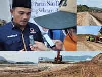 Komisi II DPRD Lampung Bidik Dugaan Reklamasi Ilegal PT. DBP di Bakauheni