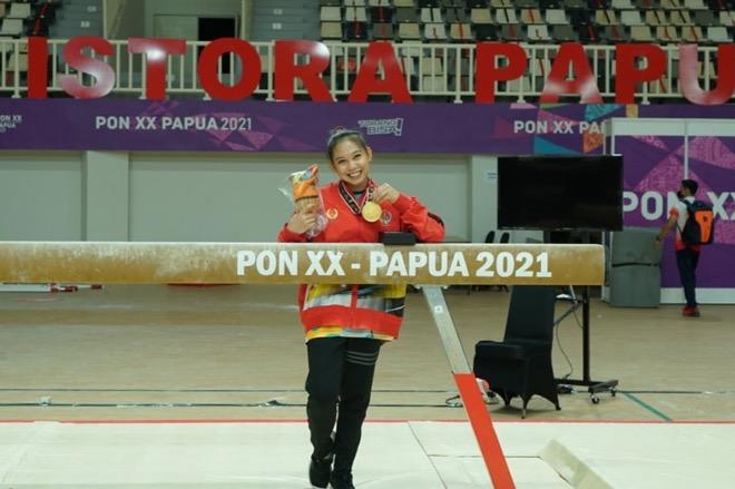 Sulsel Kembali Tambah Emas di PON XX Papua 2021
