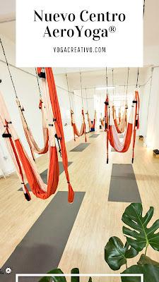 yoga aéreo canarias