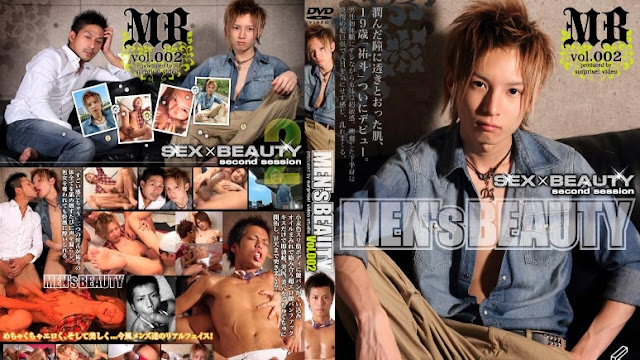 Men's Beauty Vol.002