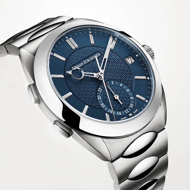 Urban Jürgensen One Collection Reference 5541 GMT