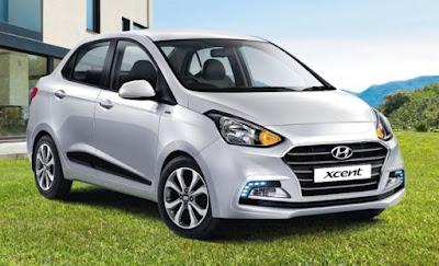 2017 Hyundai Xcent Facelift 620 x 377