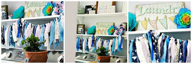 laundry, room, refresh, homaker, shelving, organization, decorating