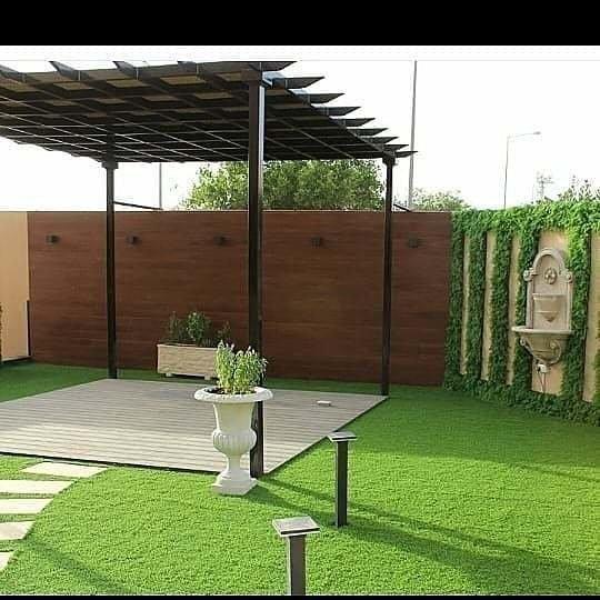مميزات شركة النور  لتنسيق الحدائق ببريدة