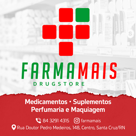 FARMA MAIS - SANTA CRUZ-RN
