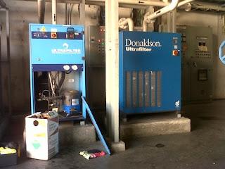 overhaul air dryer semarang