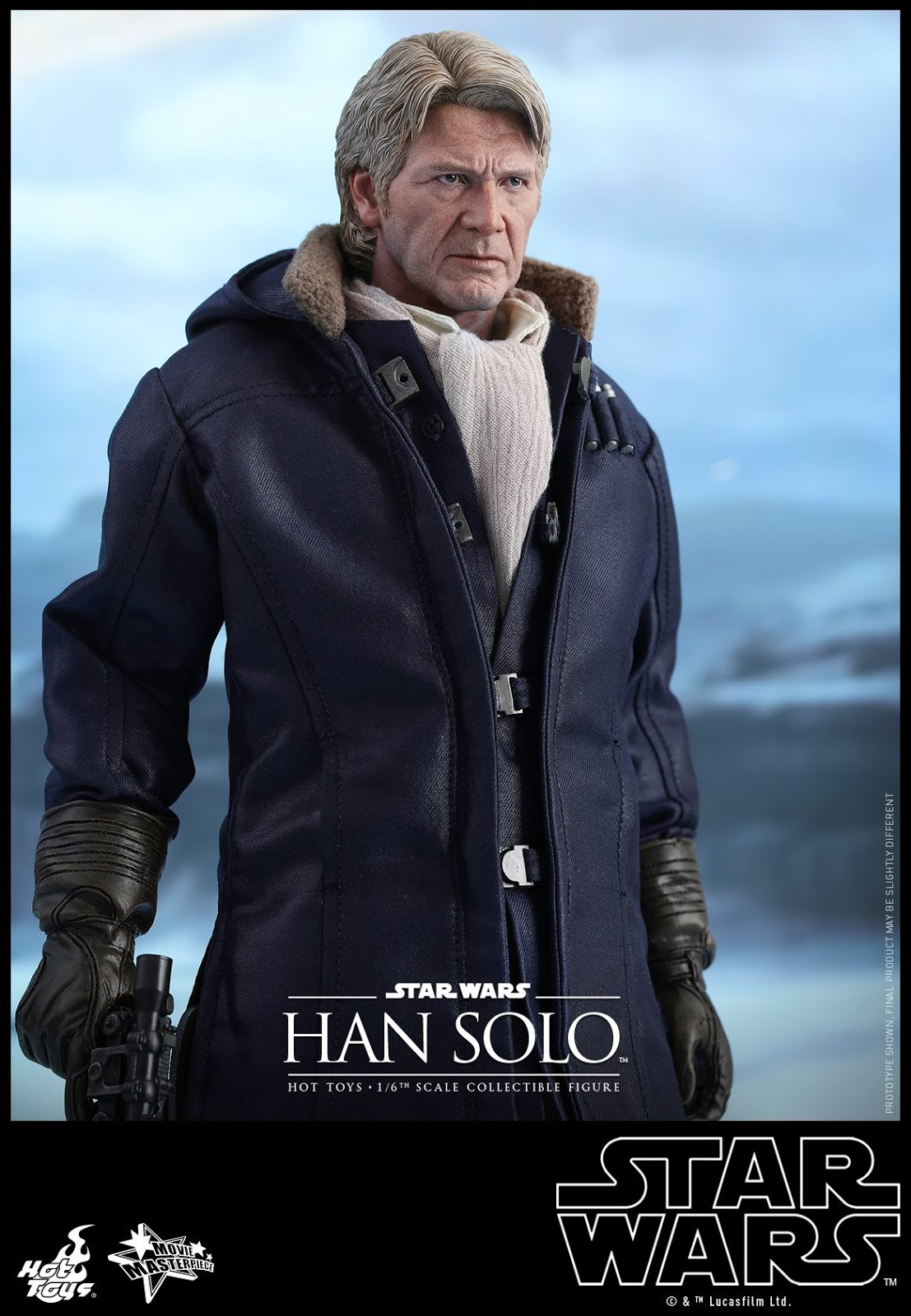 Han Solo Star Wars Figure